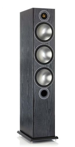 Monitor Audio Bronze 6 in dark walnut from Totally Wired