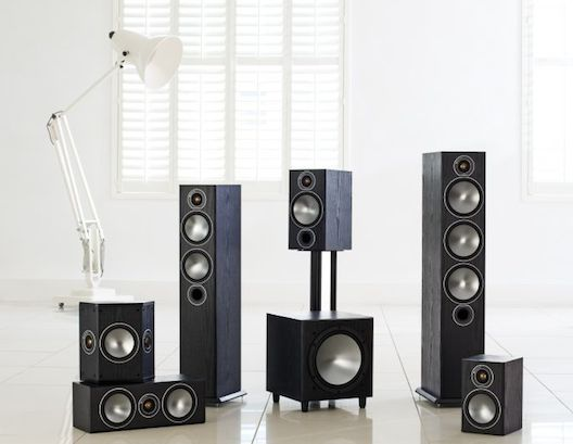 Monitor Audio Bronze series from Totally Wired