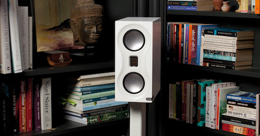 Monitor Audio Studio speakers from Totally Wired