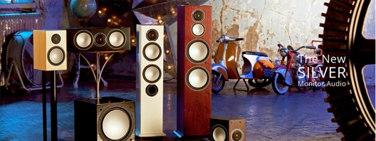 Monitor Audio Silver series loudspeakers