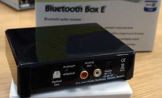 Project Bluetooth Box E  from Totally Wired