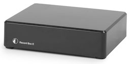 Project Record Box E phono/USB preamplifier from Totally Wired