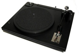 Well Tempered Amadeus GTA  turntable